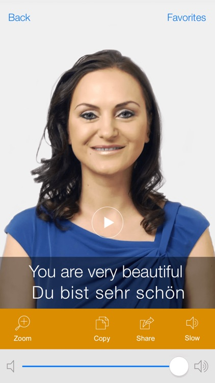 German Video Dictionary - Translate and Speak screenshot-4