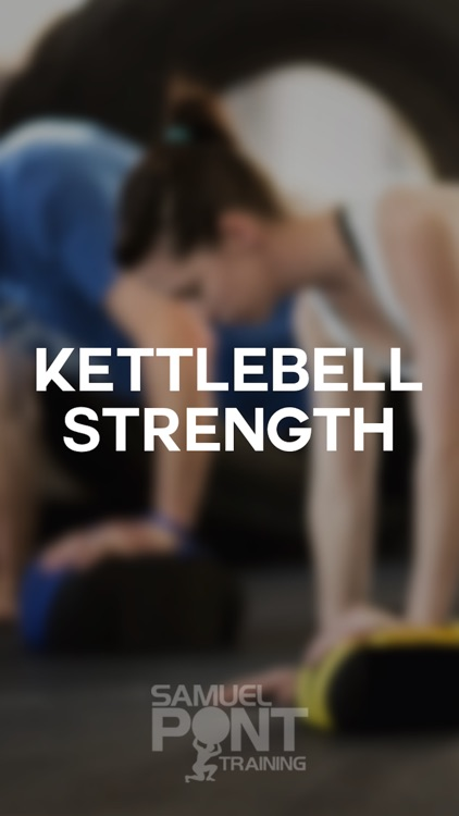 Kettlebell Strength Workout