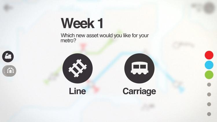 Mini Metro screenshot-3