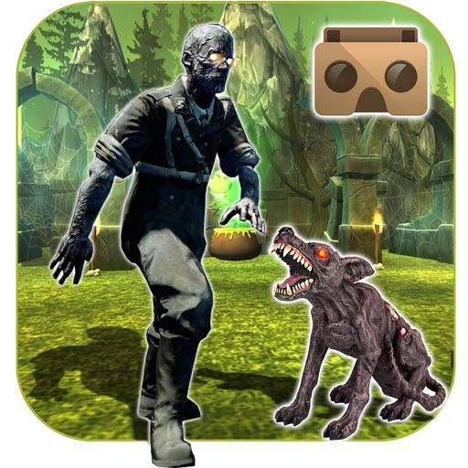 VR Horror Zombie Land