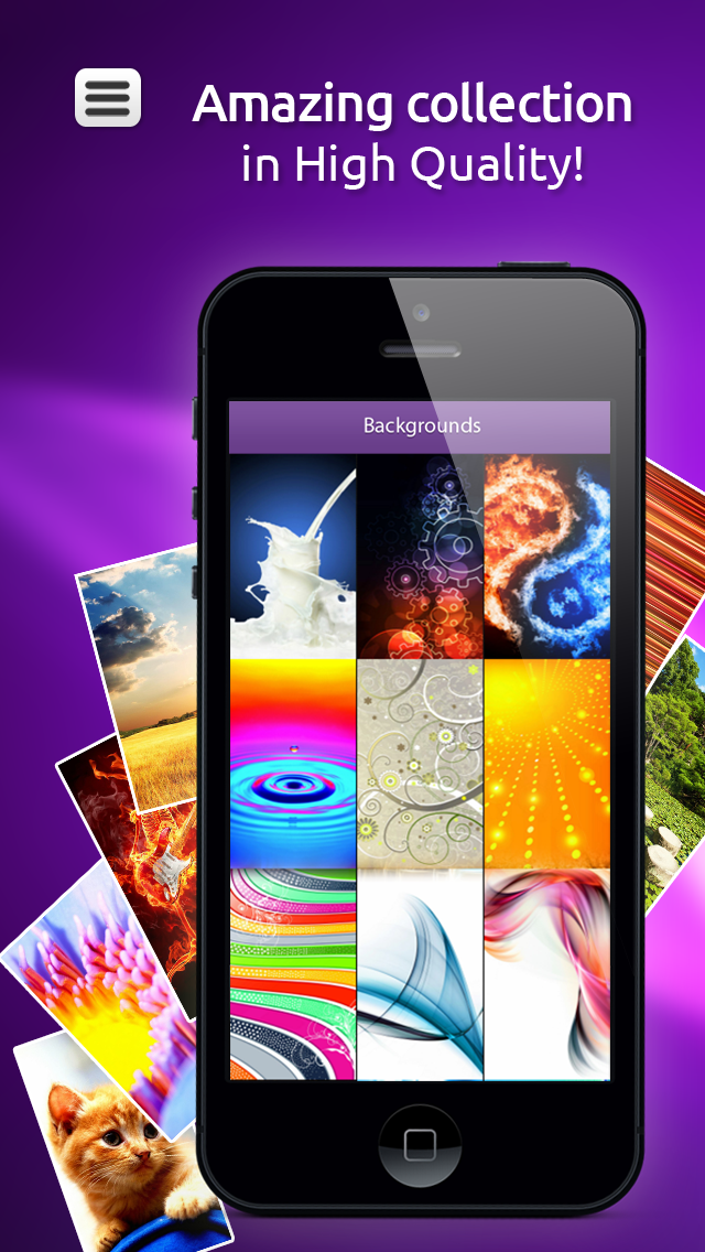 Wallpapers and Backgrounds for Viber & WhatsApp 3