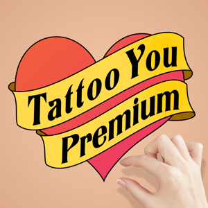 Tattoo You Premium - Use your camera to get a tattoo app