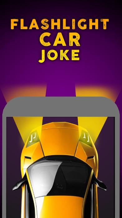 Flashlight Car Joke screenshot three