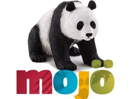 Turn your messages into a vibrant jungle with these beautiful Mojo Animals