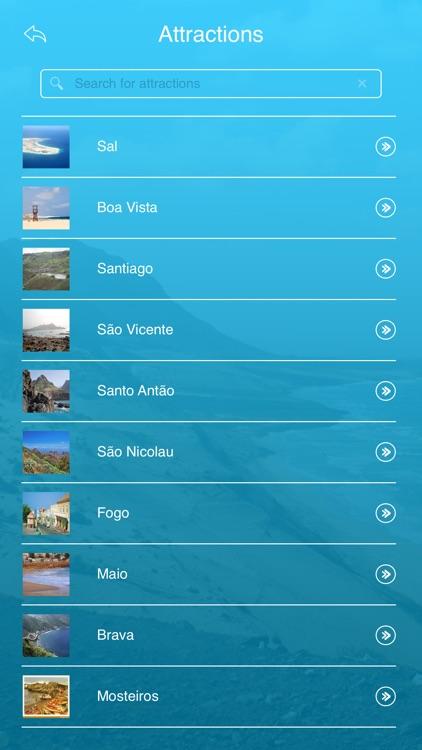 Cape Verde Islands Tourism Guide