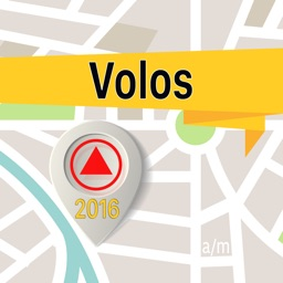 Volos Offline Map Navigator and Guide
