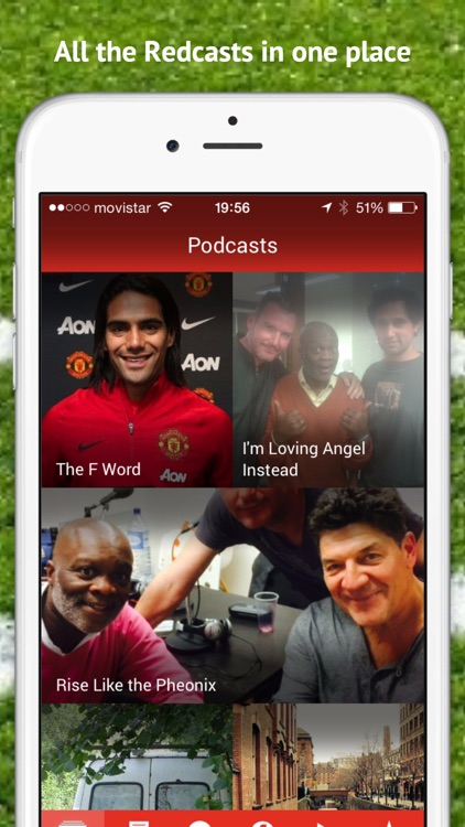 Man Utd Redcast - Podcast App