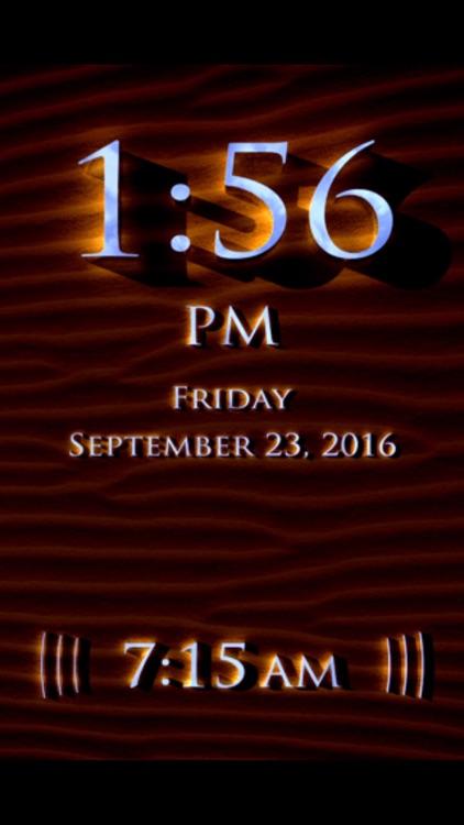 Arise Clock