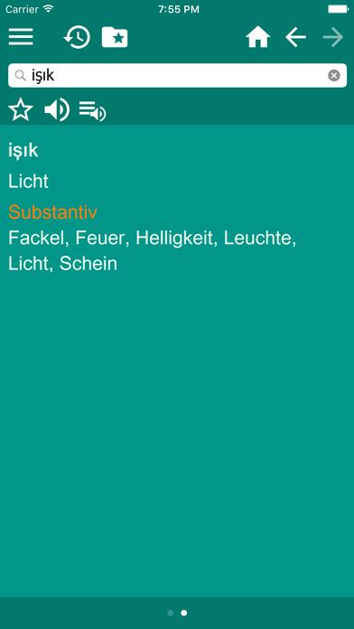 点击获取German Turkish dictionary