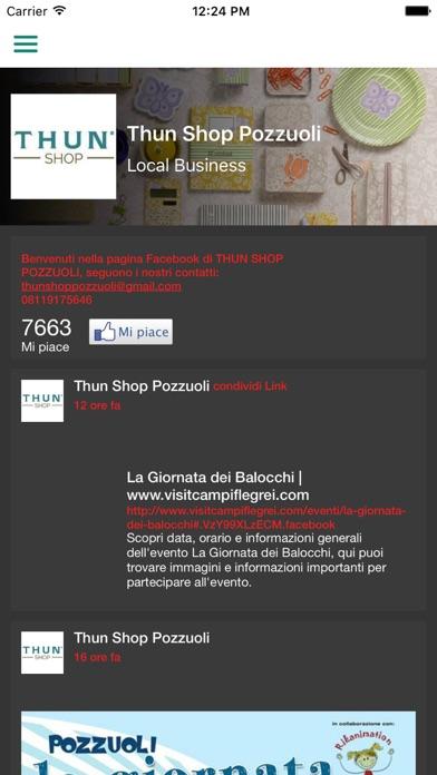 Screenshot of Thun Shop Pozzuoli1