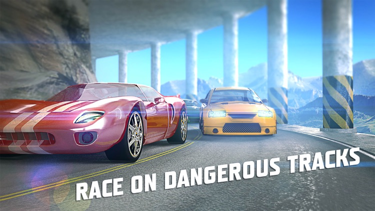 Speed Racing: Drift & Nitro 3D