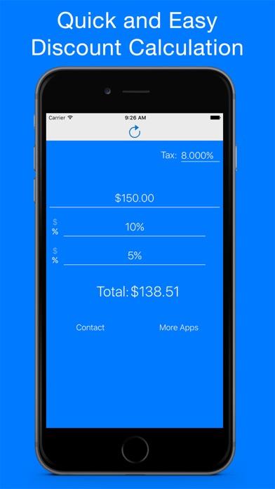 discount calculator sale price percentage finder apprecs