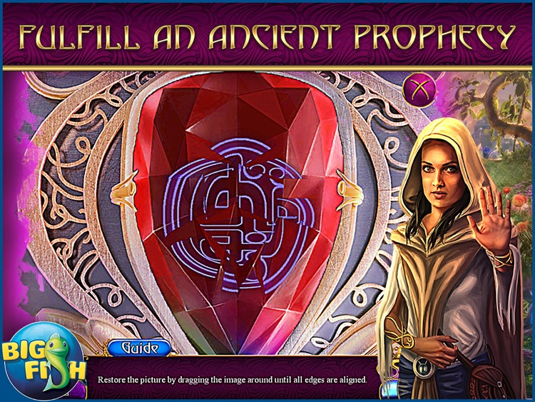 Amaranthine Voyage: The Shadow of Torment HD - A Magical Hidden Object Adventure (Full) screenshot-2