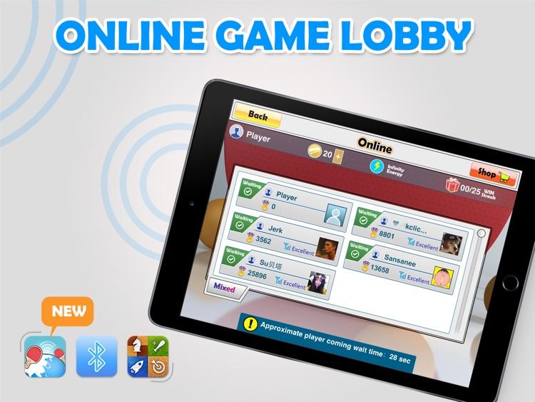 Virtual Table Tennis HD screenshot-3