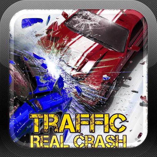 Real Racer Crash Traffic 3D