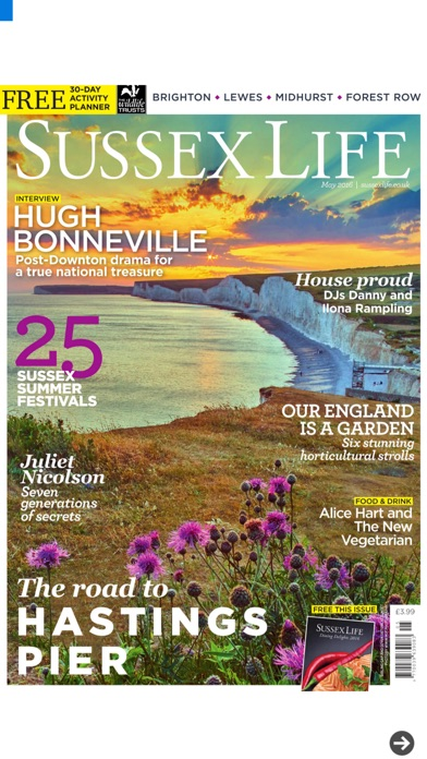 Sussex Life Magazine: Stunning Properties – Arts & Culture - Food & Drink Inspiration & Local Events-0