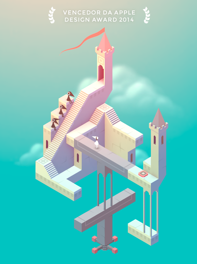 ‎Monument Valley Screenshot