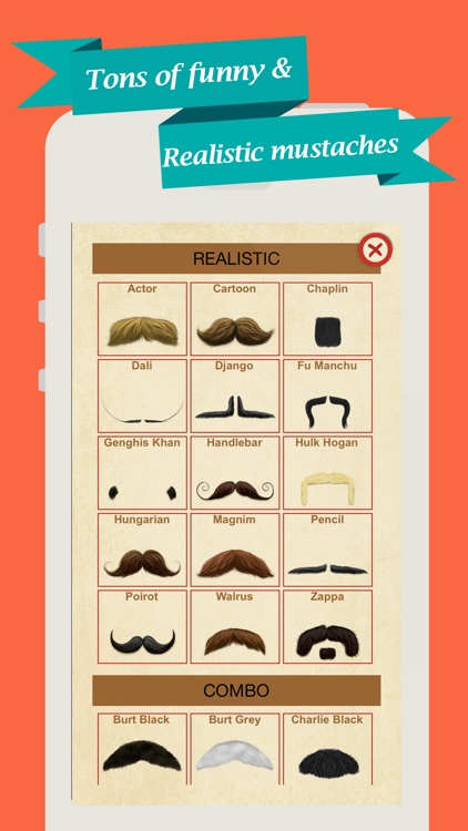 ElMostacho - Funny photos with realistic mustaches