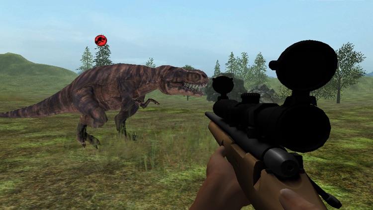 Wild Jurassic Dinosaur Hunter Simulator 2016 screenshot-3
