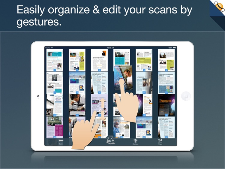 PDF Scanner for iPad screenshot-3