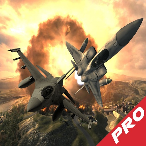 Aircraft Strike Air Maneuver Pro - Amazing Flight Simulator Airforce