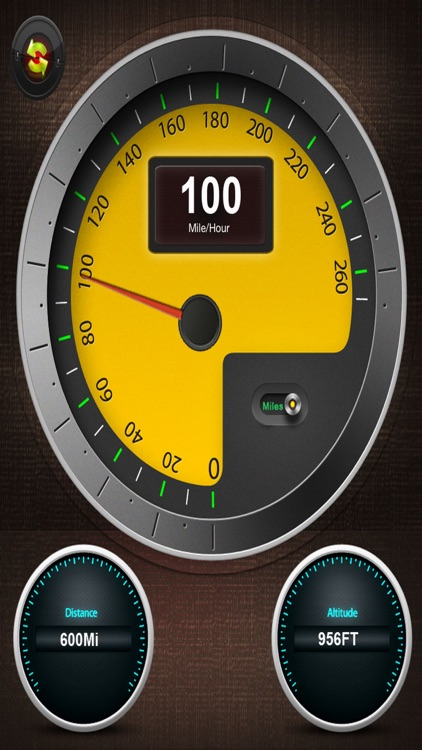 Speedometer - Know your Driving Speed HD