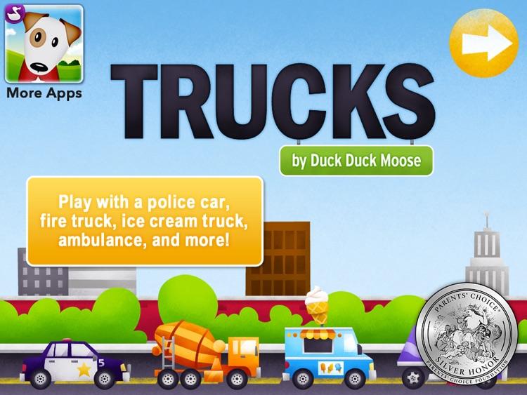 Trucks HD - by Duck Duck Moose