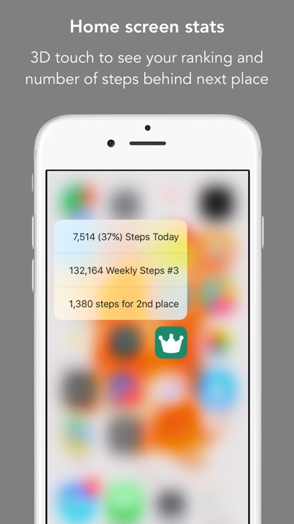 Leaderboard for Fitbit - Better fitness rankings screenshot-4