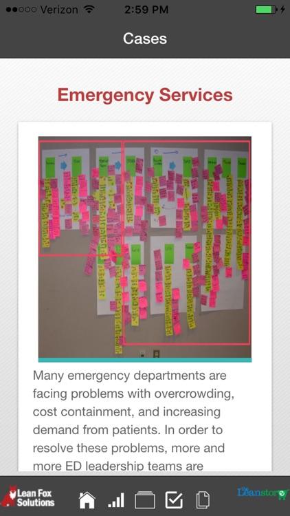 Healthcare Lean Organizational Assessment