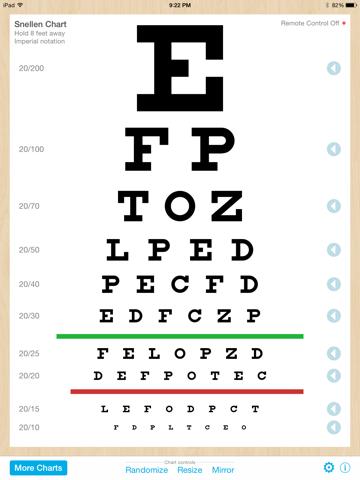 Eye Chart Pro - 視力検査のおすすめ画像5