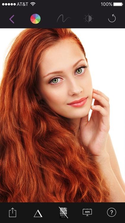 Hair Color FX - Dye My Hair screenshot-3