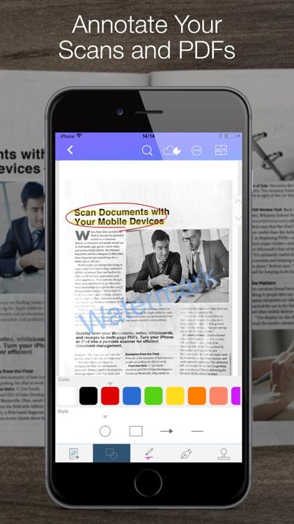 Pocket Scanner – PDF Scanner screenshot-4