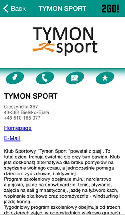 2GO! Bielsko-Biala screenshot-3