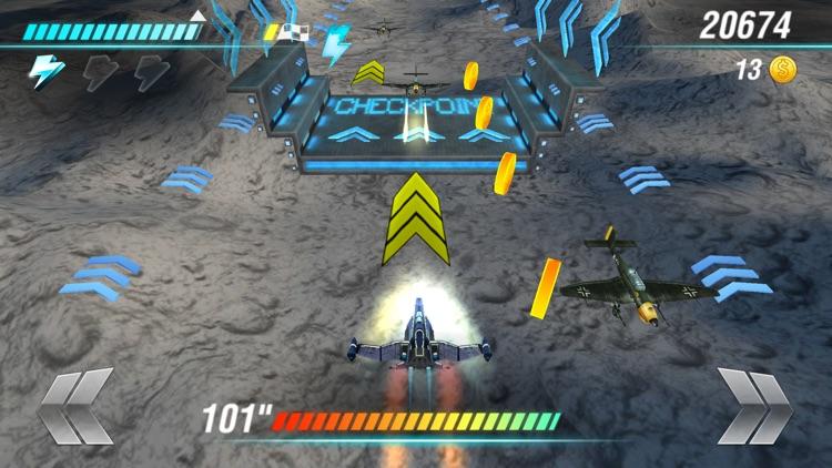 Space Wars Heroes: Moon Battle screenshot-3