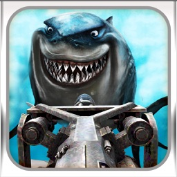 Flying Shark Attack Chase 2017