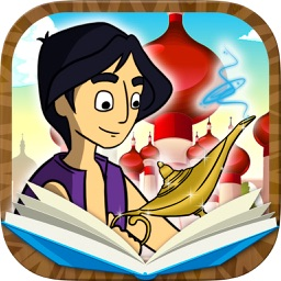 Aladdin and The Magic Lamp - classic short stories