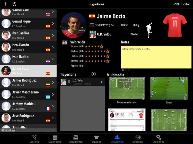 Efficiency Match Pro Futbol screenshot-3