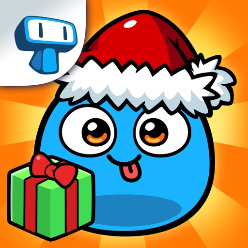 My Boo - Virtual Pet with Mini Games for Kids