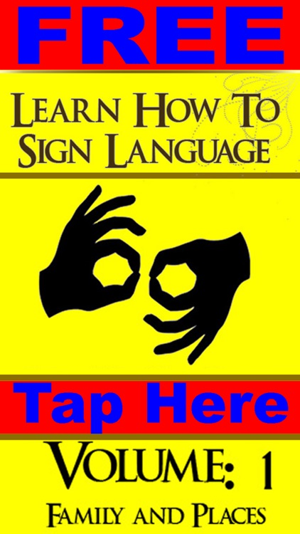 How To Sign Language! Learn ASL & Ameslan and speak sign with Adults Kids & Babies - Free