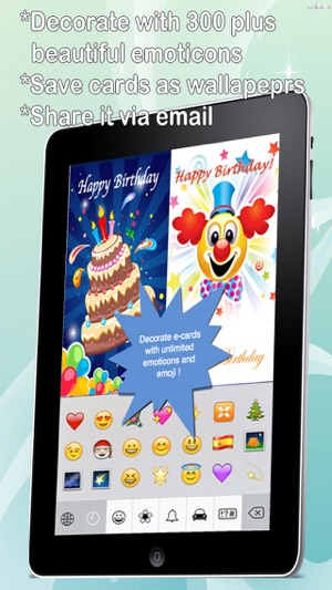 The ultimate happy birthday cards pro version custom and send the ultimate happy birthday cards pro version custom and send birthday greetings ecard with emoji textvoice messages and photo editor on the app store bookmarktalkfo Gallery