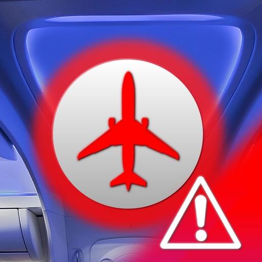 Flight Alert Lite: Safety System for Airplane Travelers