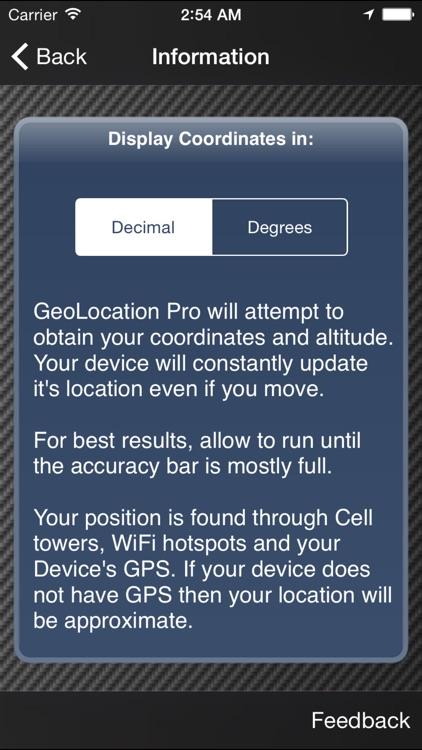 GeoLocation Pro