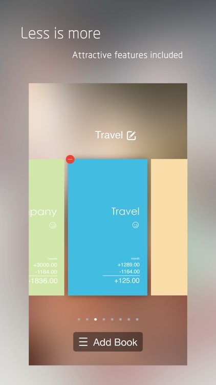 EasyCost - Expense Tracker and Money organizer screenshot-3