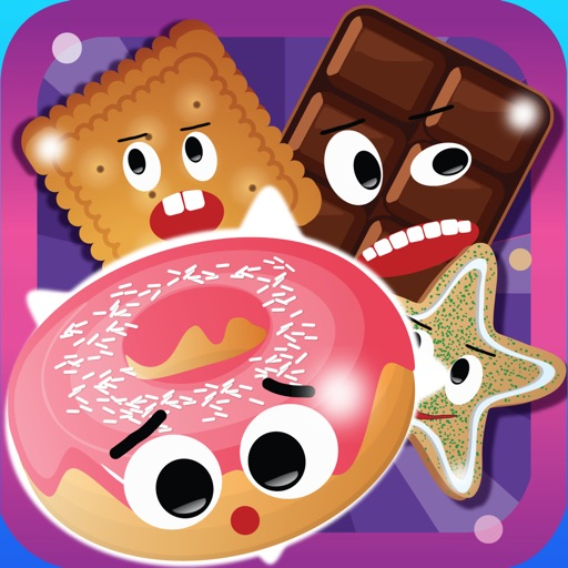 Pastry Crazy Match Mania - Paradise Kitchen Connect Puzzle Game FREE iOS App