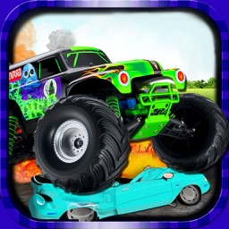 Monster Truck Simulator - Driving Sim Game