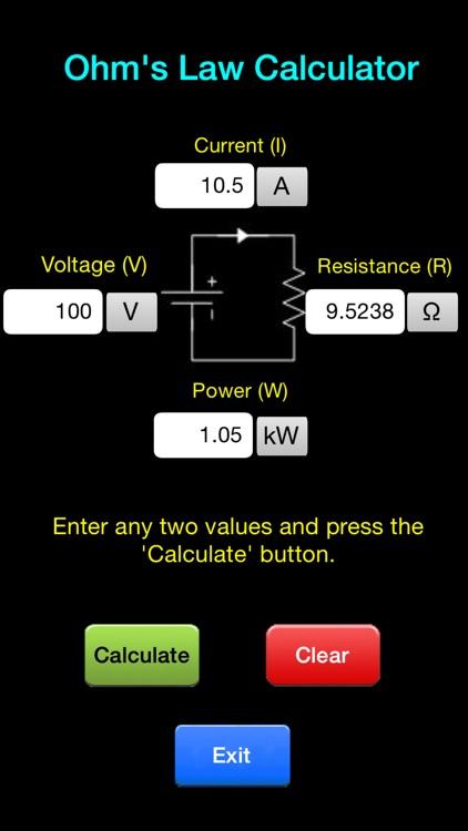 Electric Toolkit screenshot-3