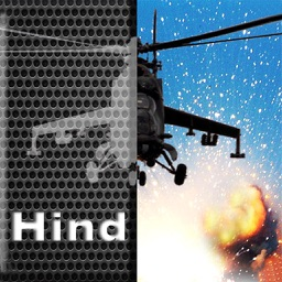 Hind Gunship - Combat Flight Simulator of Real Infinite Sky Hunter
