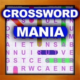 Crossword Mania - Best Free Word Search And Crossword Puzzle Game