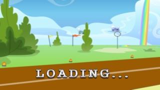 Fairy Games - School Track Meet Race screenshot one
