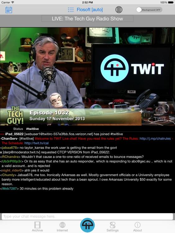 TWiTpad screenshot-0